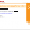 Nexus7の購入に挑戦! その6: ケースと液晶保護フィルムの発送!