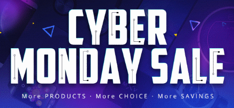 Cyber Mondayセール@EverBuying