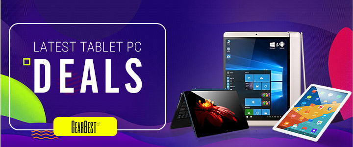 Tablet PC deals and Promotion