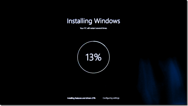Windowsの再インストール
