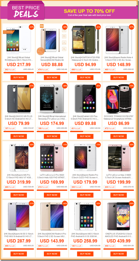 BEST PRICE DEALSのスマホ