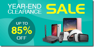 YEAR-END CLEARANCE SALE