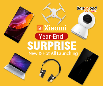 Banggood Year End Xiaomi Surprise