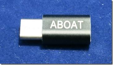 ABOAT USB Type-Cアダプタの内容