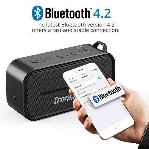 Bluetooth 4.2対応
