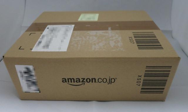 Amazonのパッケージ