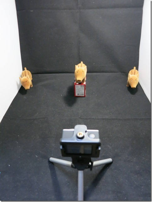 撮影セット