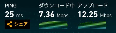 AISの通信速度