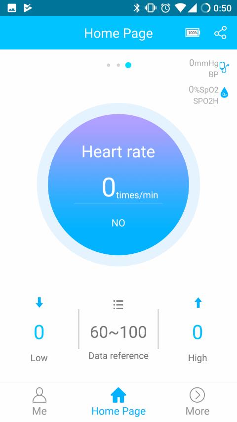 心拍数データ