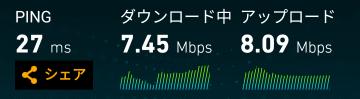 タイでの通信速度