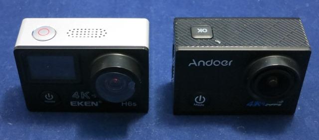Andoer AN5000との比較