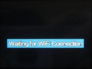 EKEN H6sが接続待ちの状態