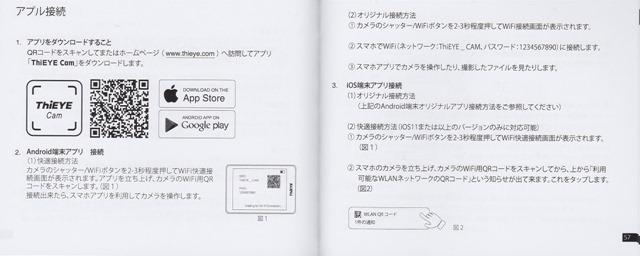 ThiEYE T5 Edgeの説明書 日本語 4