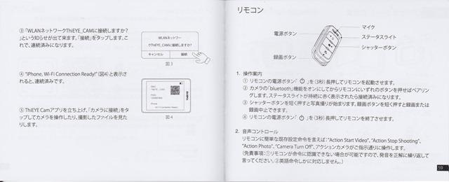 ThiEYE T5 Edgeの説明書 日本語 5