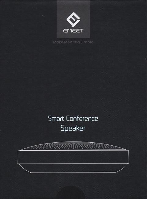 eMeet OfficeCore M2のパッケージ 正面
