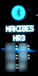 Makibes HR3のMACアドレス