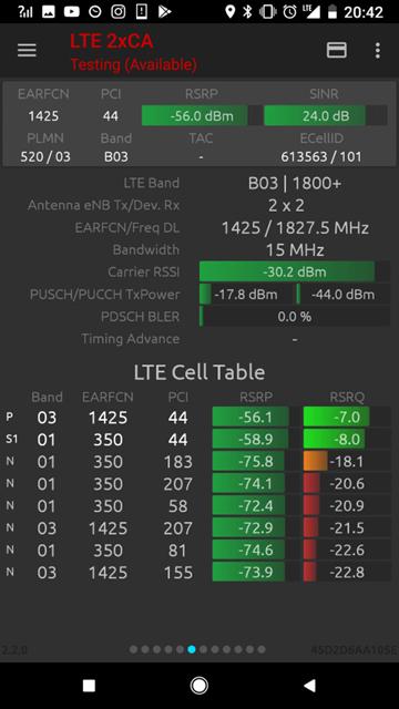 AISの電波状況