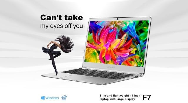 Teclast F7 Business Laptop