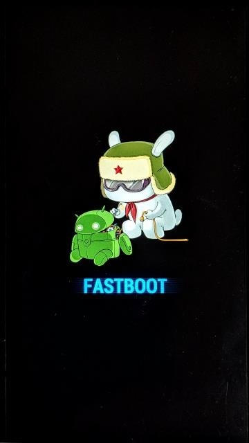 Fastbootモード