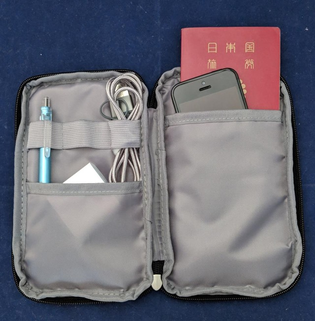 CanvasArtisan Cable Organizer Bag