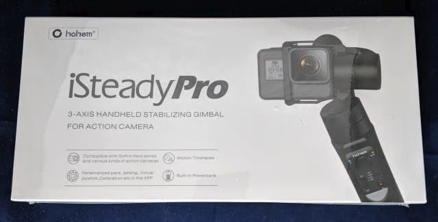 iSteady Proのパッケージ