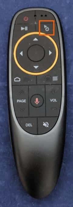 マウスポインタ停止ボタン