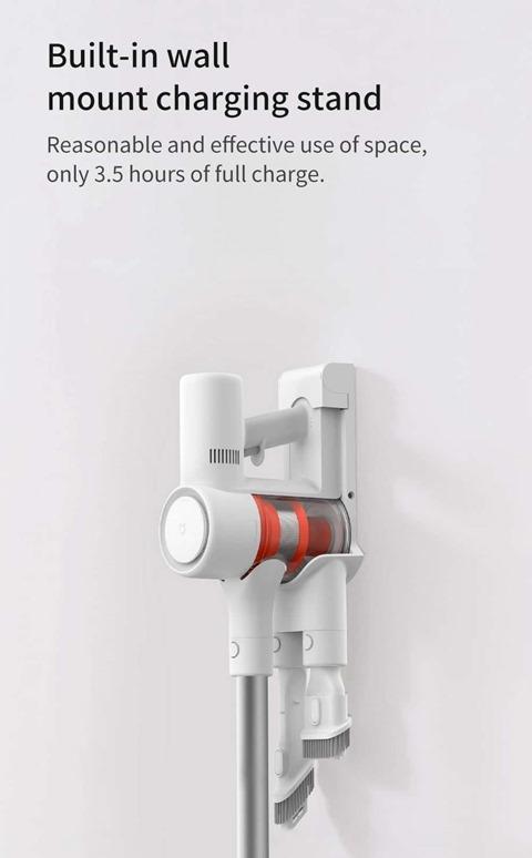 Xiaomi Mijia 1Cのラック