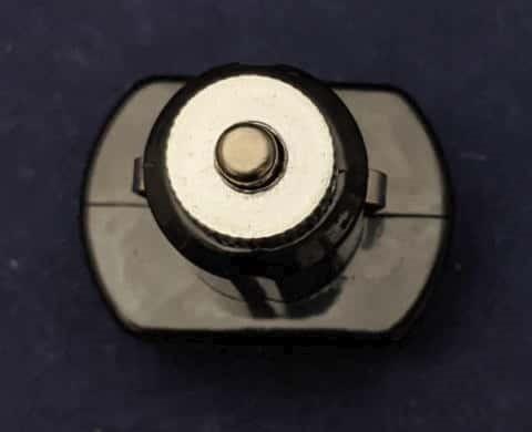 簡易バッテリーチェッカーの電極