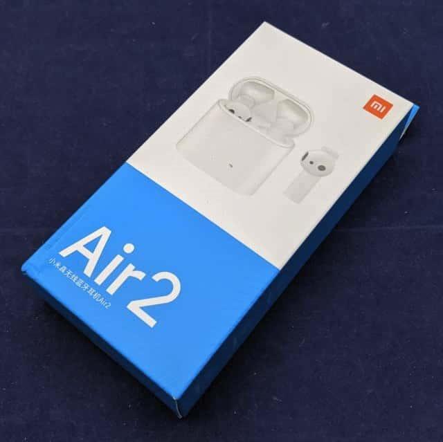 Airdots Pro 2のパッケージ