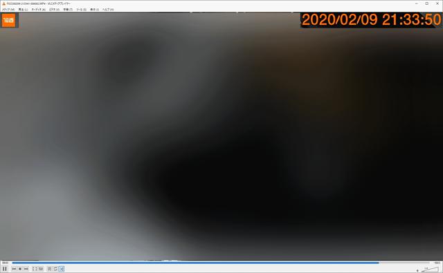 動画ファイルの再生