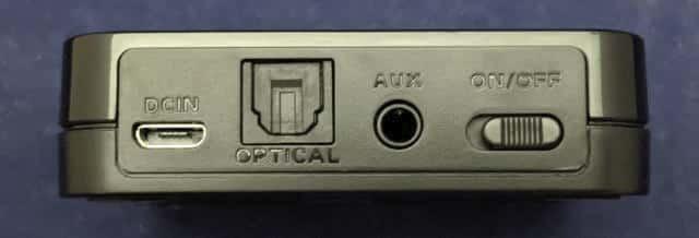 トランスミッターABT01 背面
