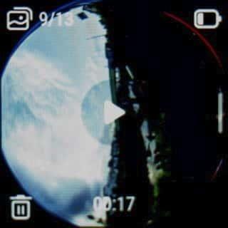 360度動画データの確認